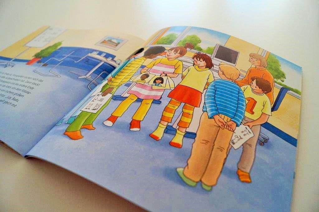 Leon & Jelena Kinderbuch Mitbestimmung im Kindergarten